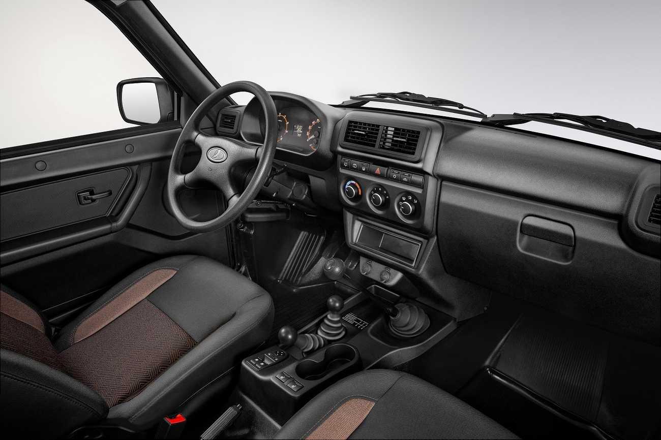 Лада 4x4 Bronto купить новый 2021 года у официального дилера в Москве, цены «