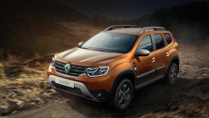 Renault представила российский Duster II