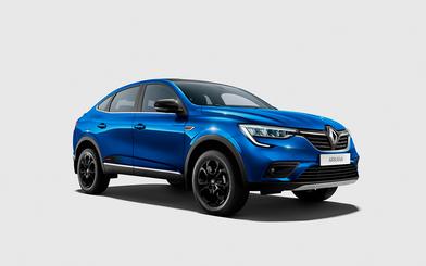 Renault представил особую версию Arkana